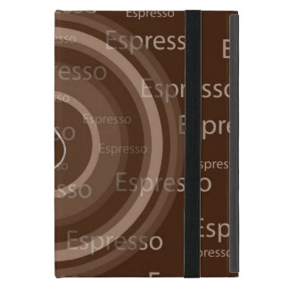 Espresso Case For iPad Mini