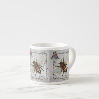 espresso coffee cup bee Joris Hoefnagel