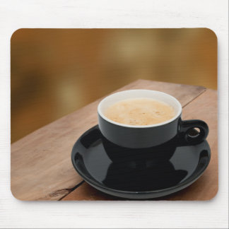 espresso coffee mouse pad