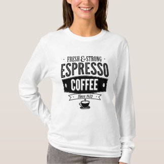 Espresso Coffee T-Shirt