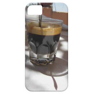 Espresso coffee with rum, sugar and lemon rind iPhone SE/5/5s case