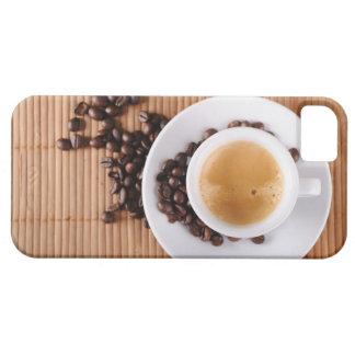 Espresso cup on a mat iPhone SE/5/5s case
