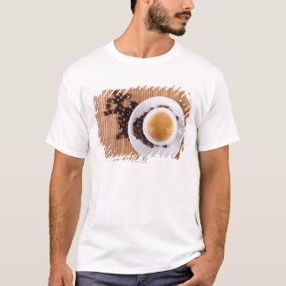 Espresso cup on a mat T-Shirt