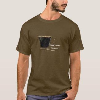Espresso Heaven Sketch T-Shirts
