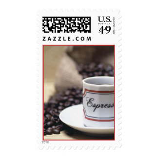 ESPRESSO IS MY FAVORITE   Postage Stamps