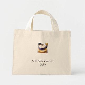 espresso, Lone Palm Gourmet Coffee Mini Tote Bag