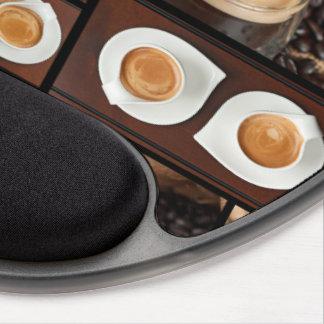 Espresso Mousepad Gel Mouse Pad