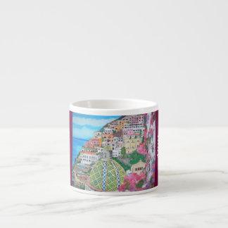 Espresso Mug - Positano, Italy