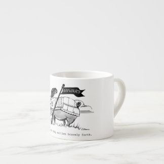 Espresso Mug : Wai the Wonder Pig