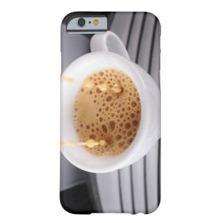 Espresso pouring into cup barely there iPhone 6 case