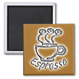 Espresso Tile Magnet