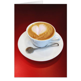Espresso Your Love Greeting Cards