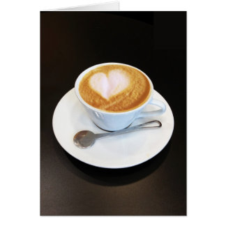 Espresso Your Love Greeting Card