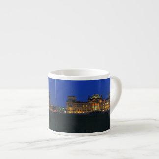 Espressotasse Berlin Reichstag in the evening Espresso Cup