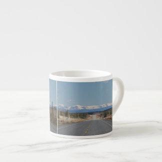 Espressotasse highway in Canada Espresso Cup