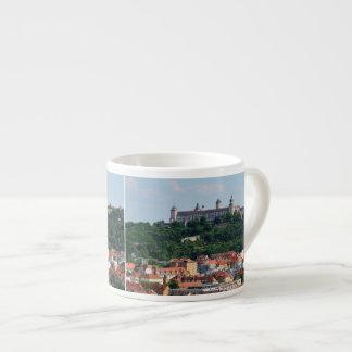 Espressotasse Wuerzburg fortress Marienberg Espresso Cup