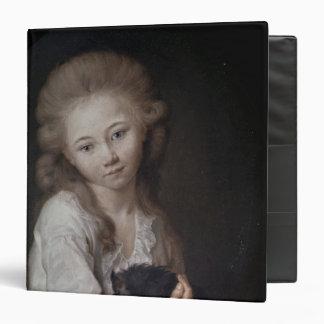 Esprit de Baculard d'Arnaud, 1776 3 Ring Binder