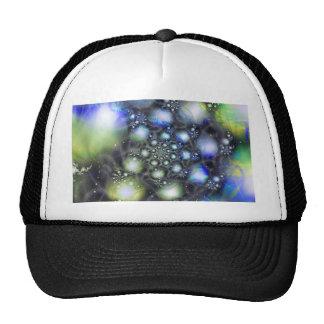 Espuma cristalina gorras de camionero