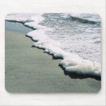 Espuma de marea alfombrilla de ratones