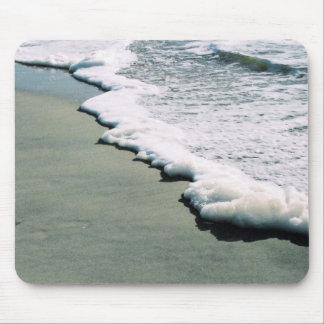 Espuma de marea tapete de ratones