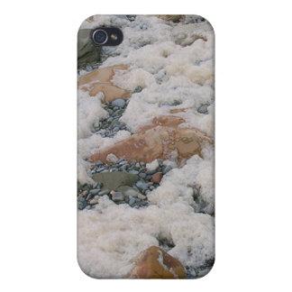 Espuma del mar iPhone 4/4S carcasa