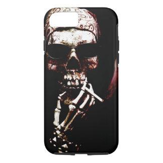 Esqueleto con actitud funda iPhone 7