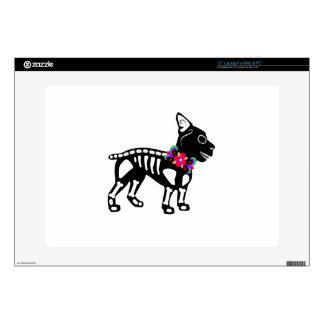 Esqueleto de Boston Terrier Portátil 38,1cm Skins