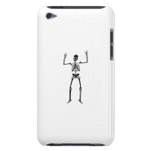 Esqueleto de Halloween Case-Mate iPod Touch Cobertura