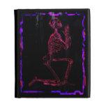 Esqueleto de rogación, arte moderno gótico, fantas