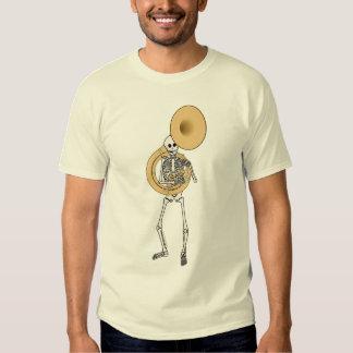 Esqueleto del Sousaphone Poleras
