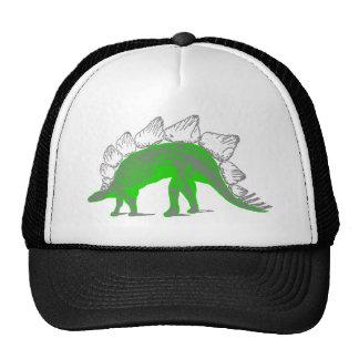 esqueleto del stegosaurus gorro