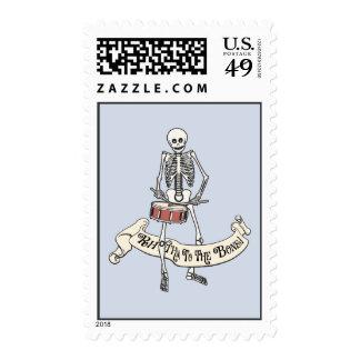 Esqueleto del tambor sellos
