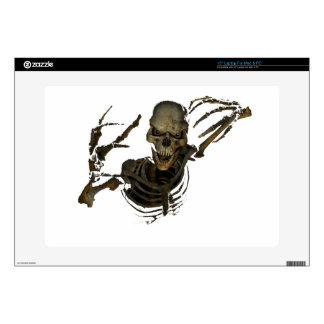 Esqueleto divertido skins para portátil