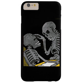 Esqueleto enfermo de la cama funda para iPhone 6 plus barely there