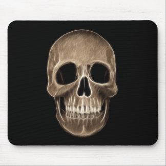 Esqueleto humano de la radiografía de Halloween de Alfombrilla De Ratones