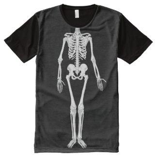 Esqueleto humano divertido
