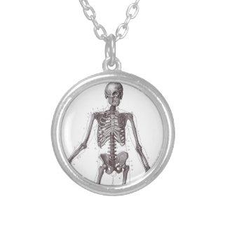 Esqueleto lleno collares personalizados
