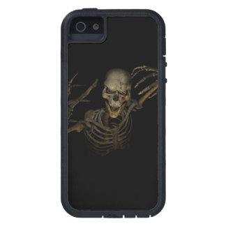 Esqueleto malvado iPhone 5 fundas