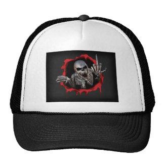 Esqueleto metálico gorras de camionero