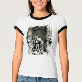 Esqueleto precolombino de Gravesite Camisas