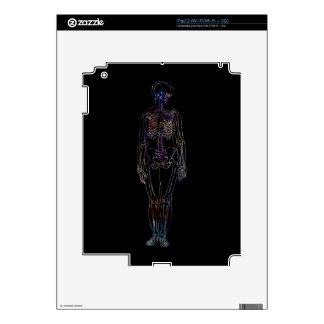 Esqueleto Skins Para eliPad 2
