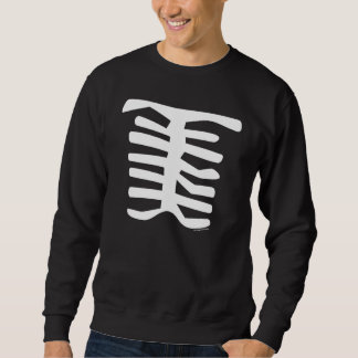 Esqueleto Sudadera