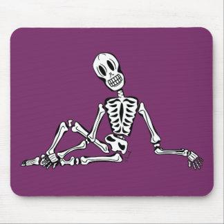 Esqueleto Alfombrillas De Raton