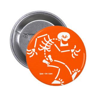 Esqueleto travieso pins
