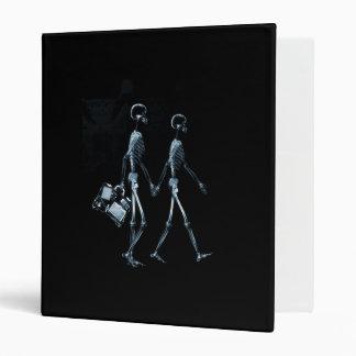 """Esqueletos de Vision de la radiografía de los Carpeta 1"""""""