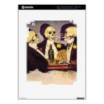 Esqueletos del vintage iPad 3 skins