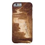 Esqueletos en un caso del iPhone 6 de la cueva