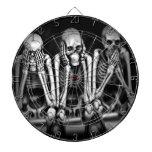 Esqueletos-Holga perfectos del armario Tabla Dardos