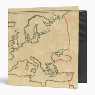 """Esquema 2 de Europa Carpeta 1 1/2"""""""