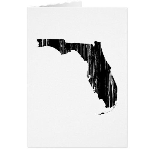 Esquema apenado del estado de la Florida Felicitacion